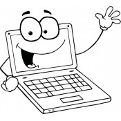 Ноутбук HP (2)