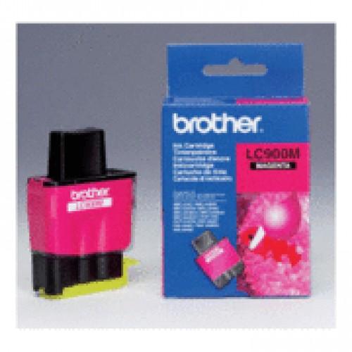 Картридж Brother LC900M для DCP-110/115/120/MFC-210/215/FAX-1840 пурпурный