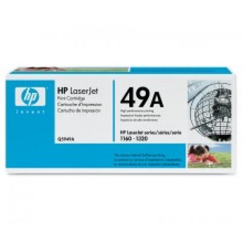 Картридж HP Q5949A для LaserJet 1160/1320