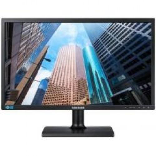 Монитор Samsung S23E200B черный TN+film LED 5ms 16:9 DVI Mat 250cd 23