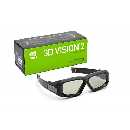 Очки 3D NVIDIA Vision 2 Wireless Glasses