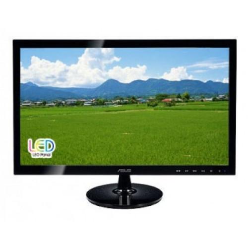 Монитор Asus VS247NR черный TN+film LED 5ms 16:9 DVI Mat 250cd 23.6