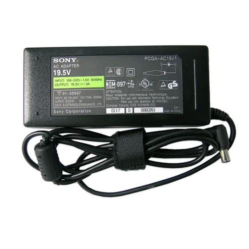 Блок питания для ноутбука 19.5V-3.9A SONY 6.5*4.4мм (PCGA-AC19V1)