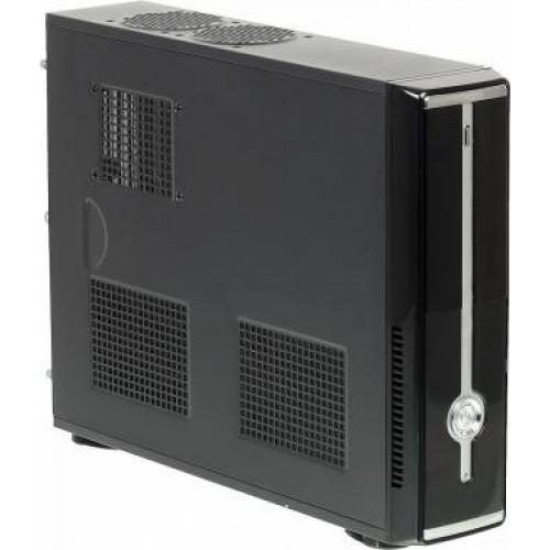 Корпус Formula R-120D черный/серебристый 350W ATX 4x80mm 2xUSB2.0 audio bott PSU