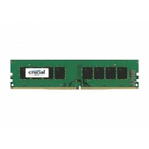 Память 4Gb Crucial DDR4 2400MHz PC4-19200
