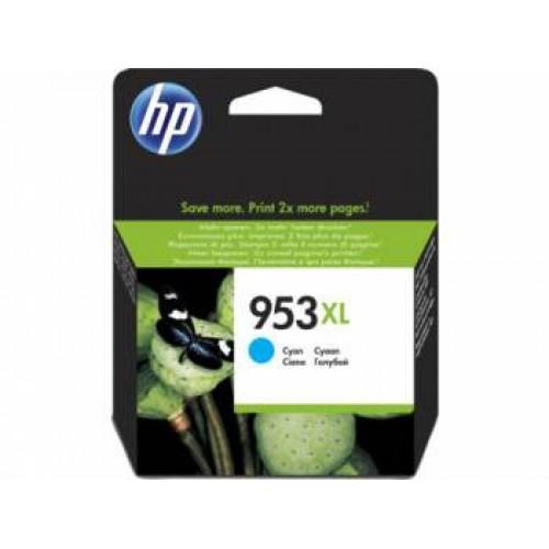 Картридж HP 953XL F6U16AE голубой (1600стр.) для HP OJP 8710/8715/8720/8730/8210/8725