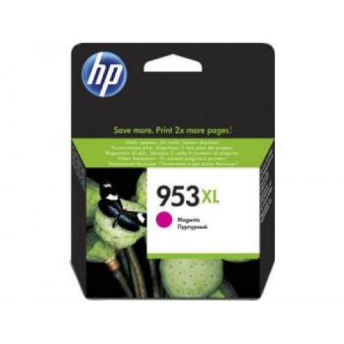 Картридж HP 953XL F6U17AE пурпурный (1600стр.) для HP OJP 8710/8715/8720/8730/8210/8725