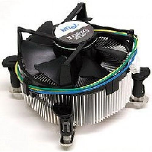 Вентилятор для процессора Intel Soc1155/1156/1150/1151 AL orig