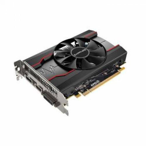 Видеокарта Sapphire РСI-E4096Mb 11268-01-20G RX 550 4G OC AMD RX550 4096Mb 128b GDDR5 1206/7000 DVIx