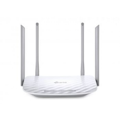 Маршрутизатор TP-Link Archer C50(RU) 10/100BASE-TX белый