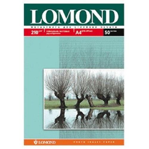 Бумага Lomond A3+ 210г/м2 20л. глянцевая/матовая (0102027)