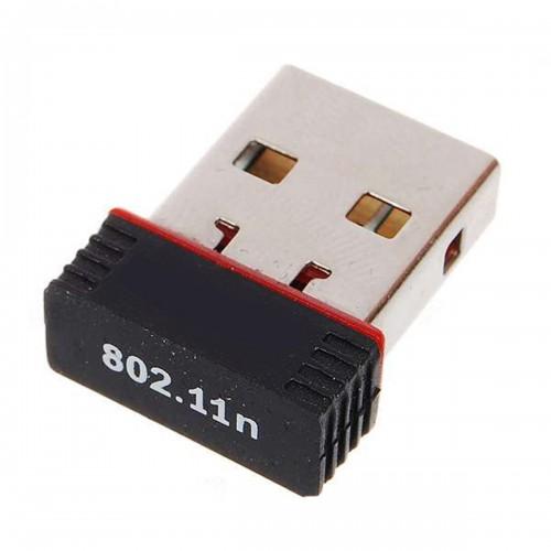Сетевая карта KLSIN-205 Wi-Fi 802.11n 150 Мбит/с  USB 2.0