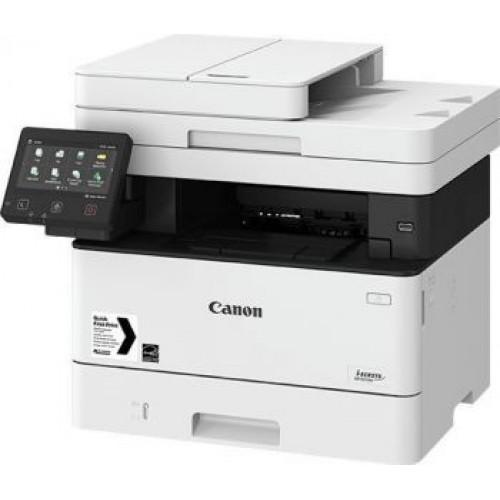 Лазерное МФУ Canon MF421dw (2222C008) A4 Duplex WiFi белый, черный