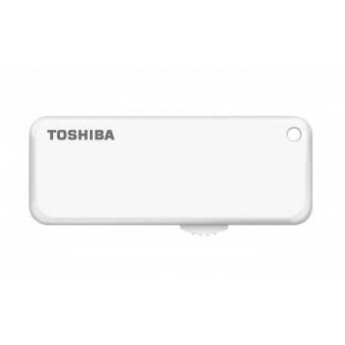 Память Flash USB 64ГБ Toshiba U-Drive U203 THN-U203W0640E4 USB2.0 белый