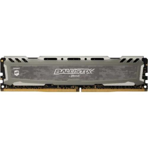 Память16Gb Crucial DDR4 3000MHz Ballistix Tactical (BLS16G4D30AESB)