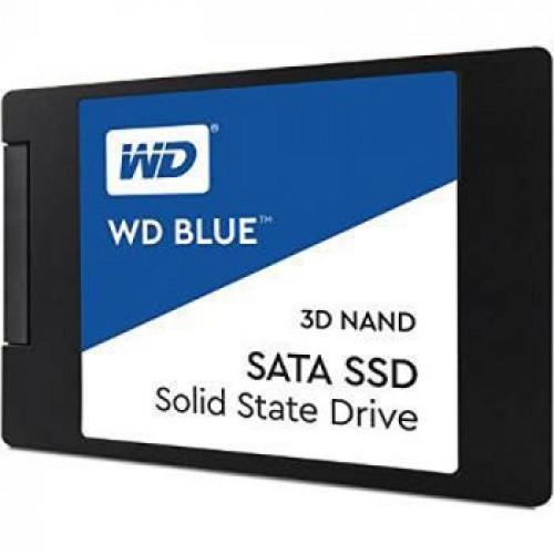 SSD накопитель WD 500Gb WDS500G2B0A Blue 2.5