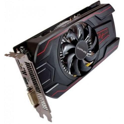 Видеокарта Sapphire РСI-E4096Mb 11267-18-20G PULSE RX 560 4G (UEFI) AMD RX560 4096Mb 128b GDDR5 1226