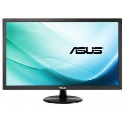 Монитор Asus VP228DE черный TN+film LED 5ms 16:9 DVI Mat 250cd 21,5
