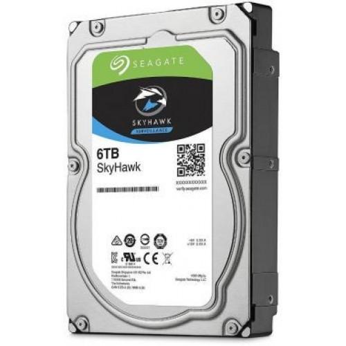 Жесткий диск Seagate  6Tb ST6000VX001 Skyhawk (5400rpm) 256Mb 3.5