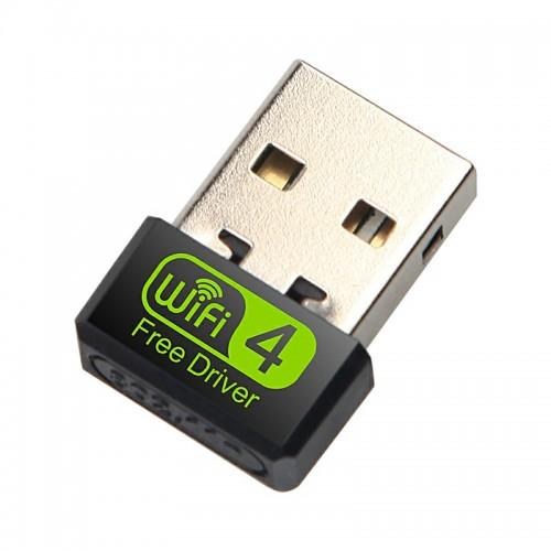 Сетевая карта KLSIN-206 Wi-Fi 802.11n 150 Мбит/с  USB 2.0