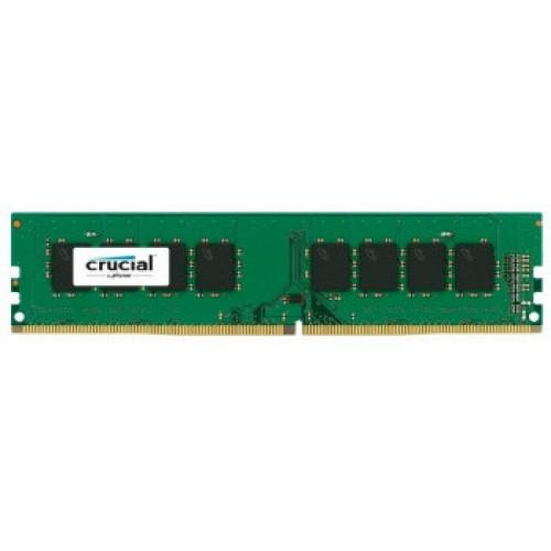 Память 4Gb Crucial DDR4 2666MHz PC4-21300