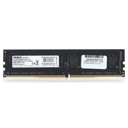 Память 8Gb AMD DDR4 2400MHz PC4-19200