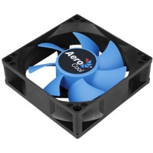 Вентилятор в корпус 80x80 Aerocool Motion 8 Plus 3-pin 4-pin(Molex)25dB 90gr Ret