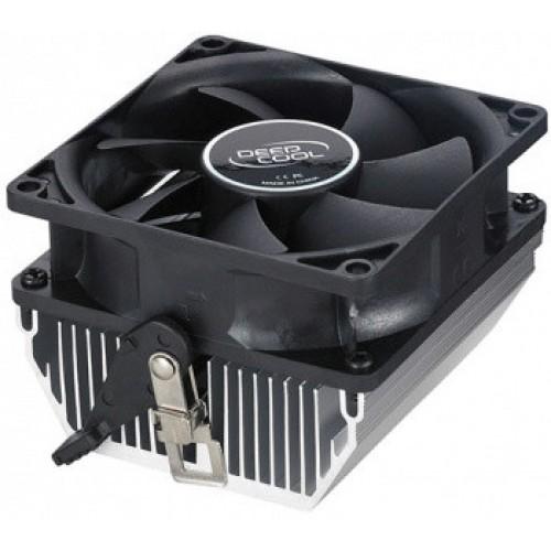Вентилятор для процессора DeepCool CK-AM209 V2 Soc-FM2+/AM2+/AM3+/AM4 3-pin 22dB Al 65W 224gr