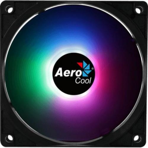 Вентилятор в корпус 120х120 Aerocool Frost 12 PWM 120x120 4-pin 18-28dB 160gr LED