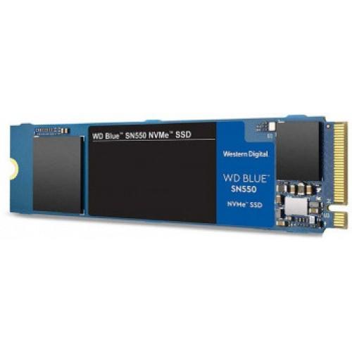 SSD накопитель WD 1000Gb WDS100T2B0C Blue SN550 M.2 2280
