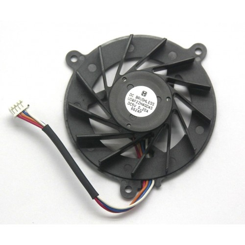 Вентилятор для ноутбука ASUS A8 F8 N80 N81 X80 Z99 M51 F3 Z53 (4-pin) (FAN-AS-43)