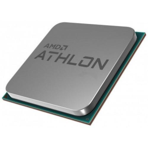 Процессор AMD Athlon 3000G AM4 (YD3000C6M2OFH) (3.5GHz/100MHz/ Vega 3)