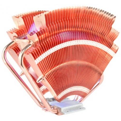 Вентилятор для процессора Thermaltake CL-P0548 V1 S1366/775/754/939/AM2/AM2+/AM3(16-24дБ, 1300-2000о