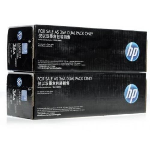 Картридж HP CB436AD(F) для LJ P1120/1505/1522