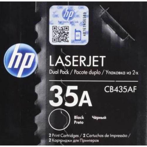 Картридж HP CB435AD(F) для LJ P1005/P1006, Canon 3010