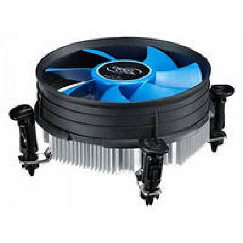 Вентилятор для процессора Deepcool THETA  9 Soc-1150/1155/1156 3pin 23dB Al 82W 269g клипсы низкопро