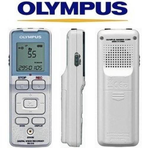 Диктофон циф. OLYMPUS VN-510 1Gb Silver