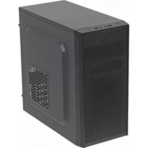 Корпус ACCORD A-08B черный w/o PSU mATX 2*USB2.0 audio