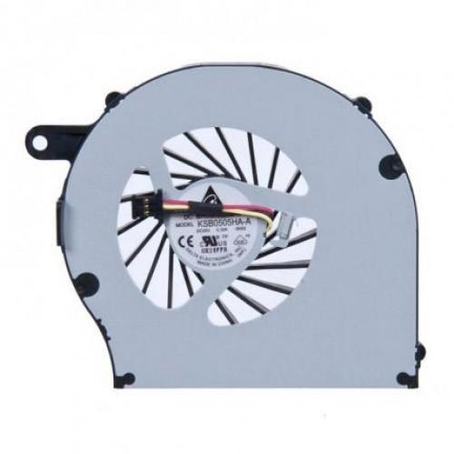 Вентилятор для ноутбука HP CQ62/G62/G72 (KSB0505HA-A)