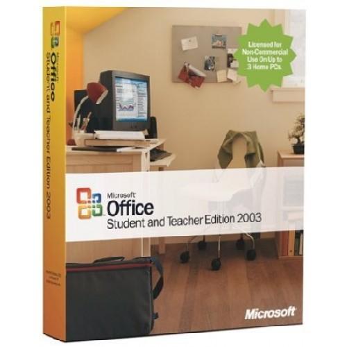 Office 2003 Russian для учащихся и преподователей