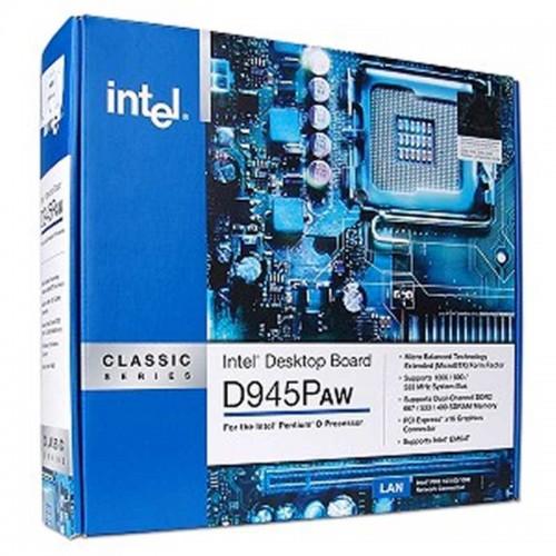 Материнская плата Intel PAW 945 DDRII-667 s-775 BTX
