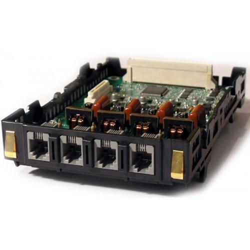 Плата 4 внешних аналоговых (СО) линий Panasonic KX-TDA3180X для TDA30