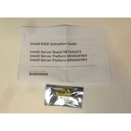 Аппаратный ключ активации INTEL SCSI RAID AXXRAKU42E